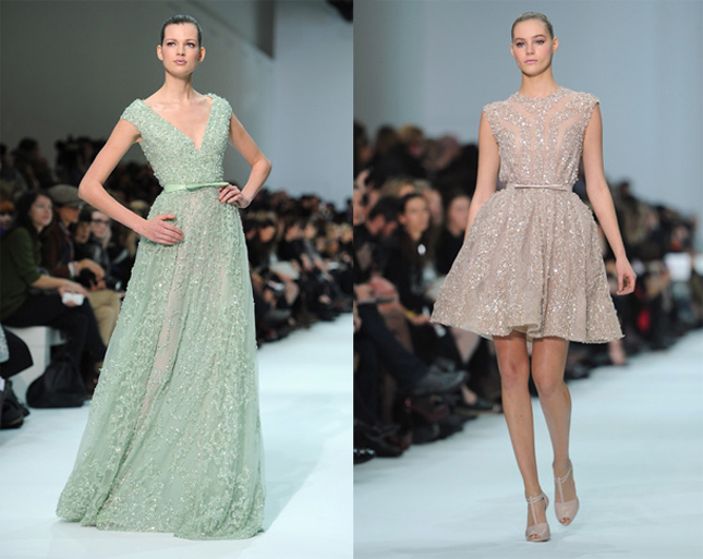 Elie Saab Spring 2012 Couture Collection Belle The Magazine