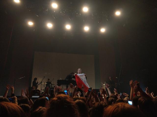 Relacja z koncertu Tom Odella w Warszawie, Torwar, 26.01.2019