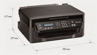 epson workforce wf-2510wf driver
