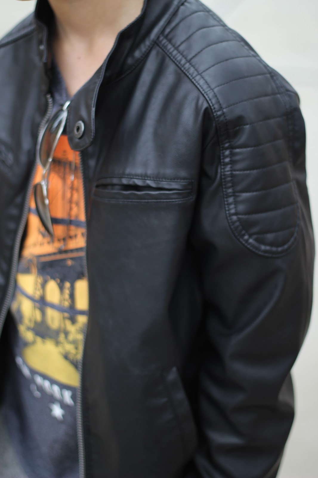 boys leather jacket, cool boys style
