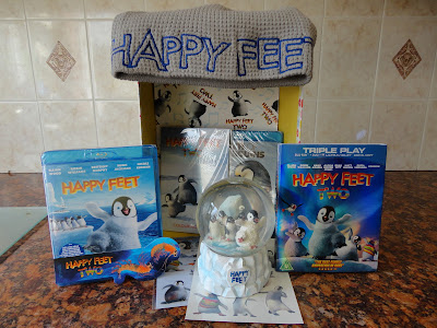 The Warner Brothers Happy Feet Two Bundle