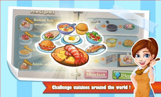 Rising Super Chef Cooking Game Mod Apk v1.8.6 Full version