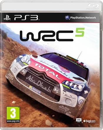 WRC 5 World Rally Championship PS3 Español