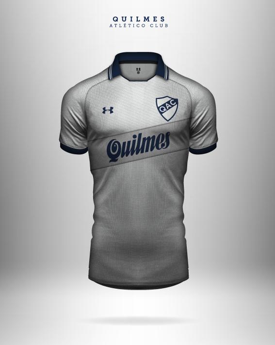 e1aca0912 Designer cria camisas de clubes argentinos inspirados na Under Armour -  Parte 02