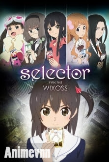 Selector Infected WIXOSS -  2014 Poster