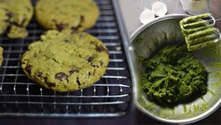 yeşil çaylı kurabiye yapımı - KahveKafeNet