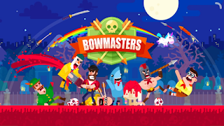 Download Bowmasters Mod Apk Unlimited Coins  for android