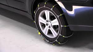 Κρύο, καιρός για… αλυσίδες - ΟΛΑ όσα ΠΡΕΠΕΙ να ξέρετε για τις αλυσίδες αυτοκινήτου