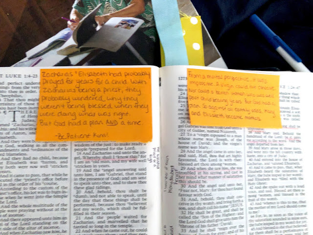 Scriptures Quote Post it Notes
