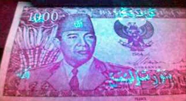 Kun FaYaKun Uang Soekarno