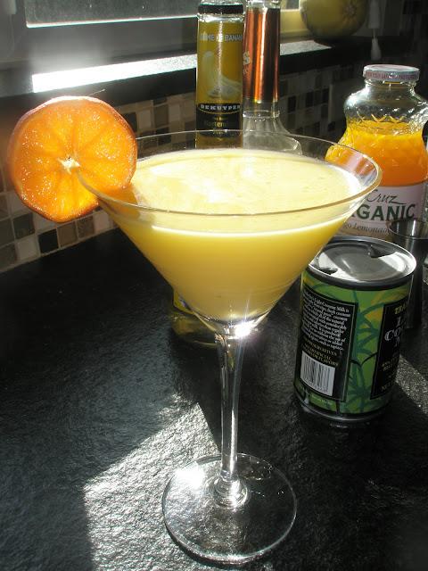 Got It Cook It Pina Colada Martini
