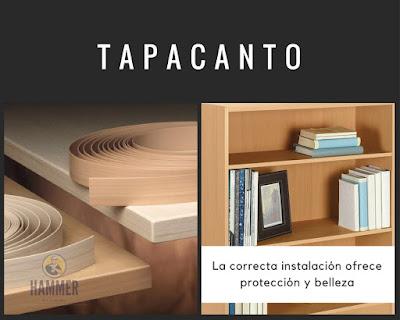 Cómo Colocar Tapacantos esta operación es necesaria para cualquier proyecto de fabricación de muebles