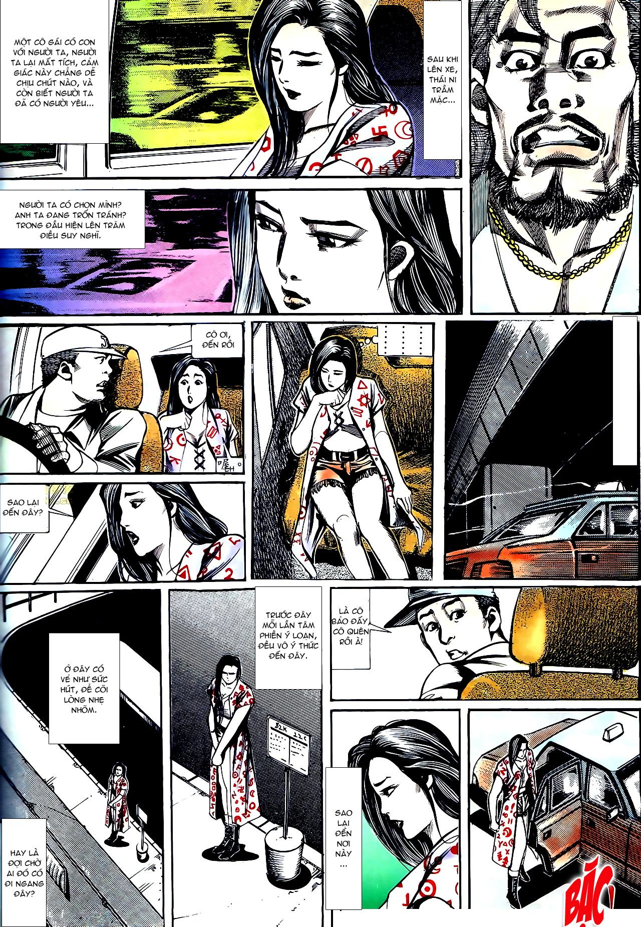 Người Trong Giang Hồ chapter 147: vĩnh biệt kk trang 25