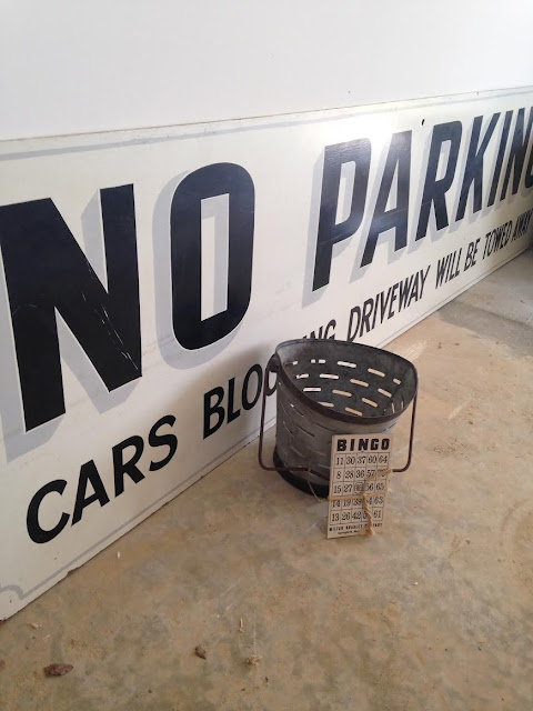 large No Parking Sign