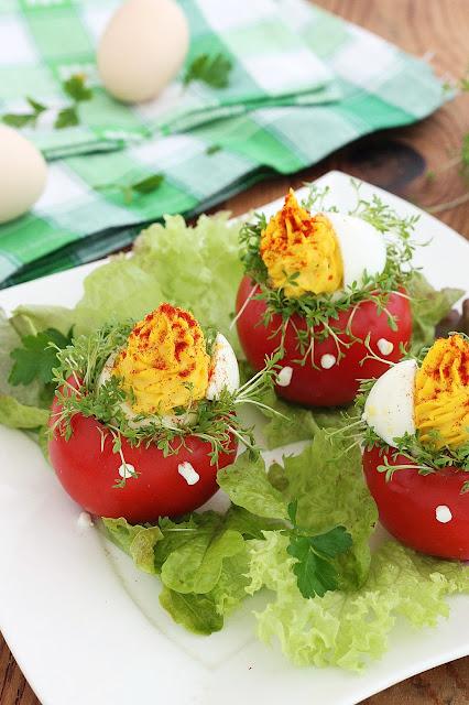 Świąteczne jajka na wiele sposobów