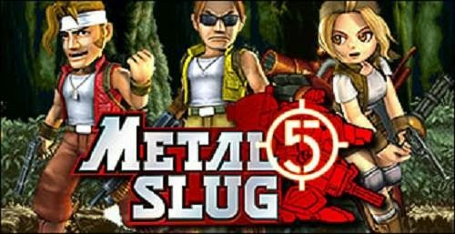 Metal Slug 5 Pc Game Free Download full version