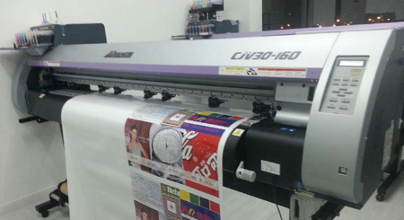 tips merawat mesin Digital Printing