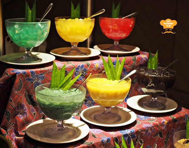 ABC Ais Batu kacang Traditional One  World Hotel Bandar Utama Cinnamon Coffee House