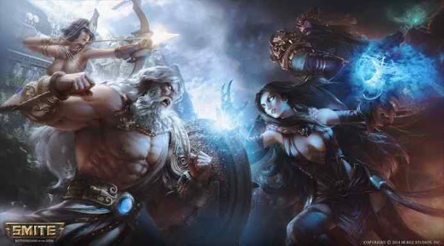 Fight of God