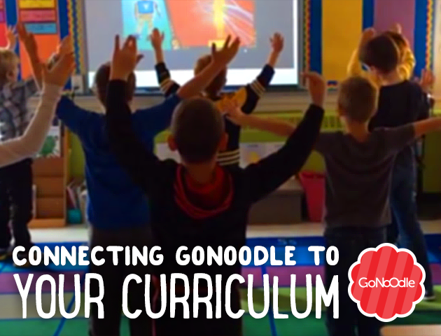 Do you use GoNoodle in your classroom? Learn how to align GoNoodle to your curriculum to make your brain breaks learning experiences for your students!