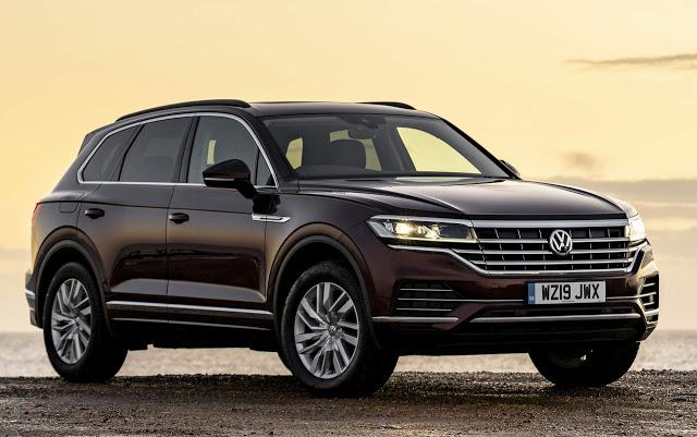 Volkswagen Touareg 2019 ganha opção de motor V6 Turbo na Europa