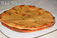 Whole Wheat Naan