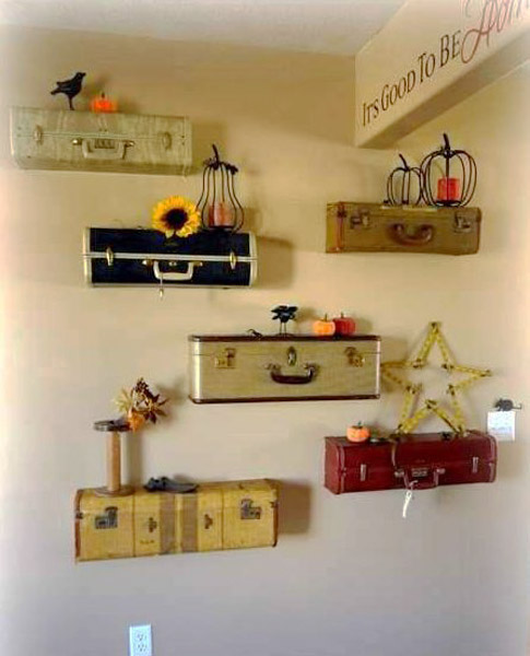 How to recycle recycled home decor for Recycled home decorations