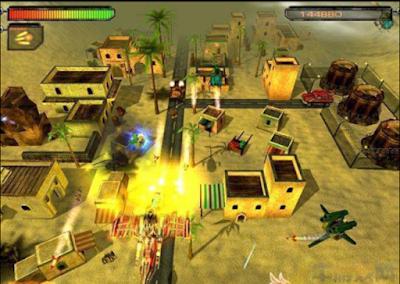 雷電2005全新3D版,精美好玩經典射擊