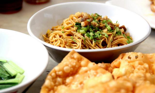 Resep masakan dari mie super kenyal dan lezat