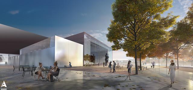 3D визуализация для международного конкурса