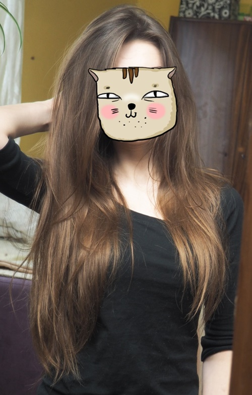 niesforne włosy