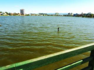 Lagoa do Violão, em Torres: Alternativa à Orla