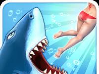 Download Hungry Shark Evolution Mega Mod Apk V4.3.0 (Infinite Coins/Gems/God Mod)