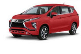 Mitsubishi Xpander Warna Red Metallic