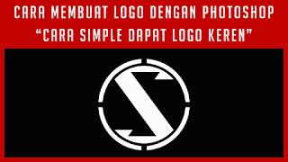 cara membuat logo brand di photoshop