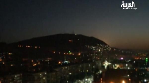 انفجار كبير بمركز لميليشيات إيرانية بريف حلب