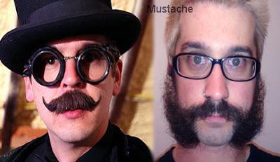 mustache, Mustache hairstyle,গোঁফ, মোছ