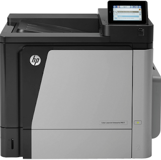 HP LaserJet Enterprise M651DN image