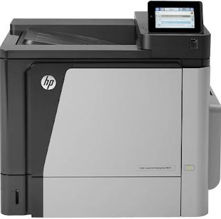 HP LaserJet Enterprise M651DN image