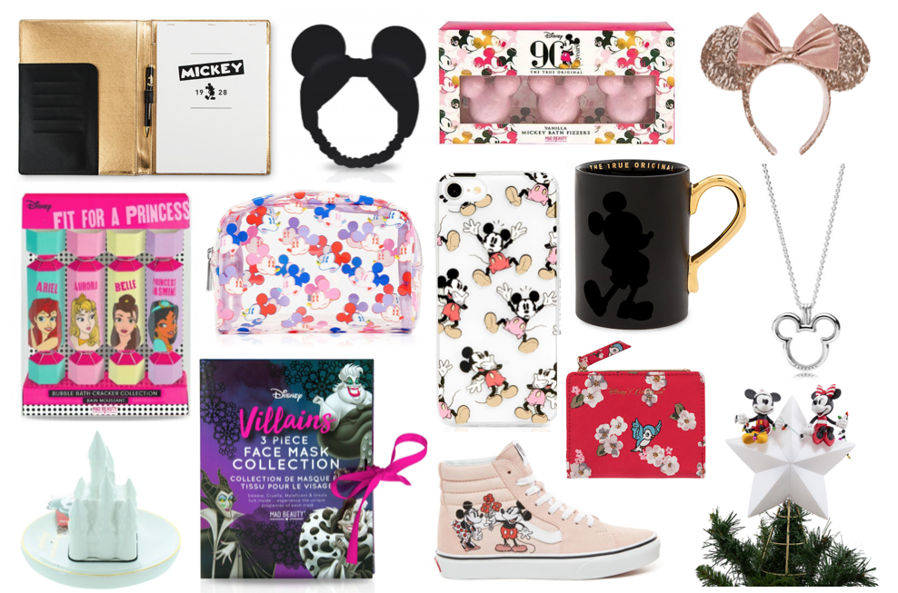 Disney Christmas Gift Ideas 2018