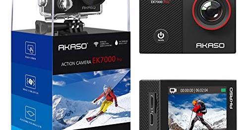 Apeman action Camera Rechargeable Battery 2 Pack 1050mah Batteries USB Beats...