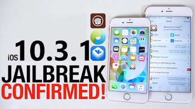 Jailbreak IOS 10.3.x avaiable now - Pangu Jailbreak tool Releasing soon