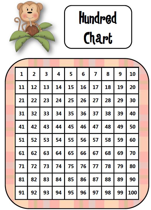 Classroom Freebies Too Hundred Chart Puzzle