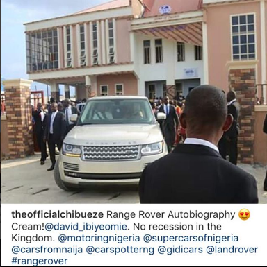 Daddy Freeze blasts another pastor for his recent N105million car purchase