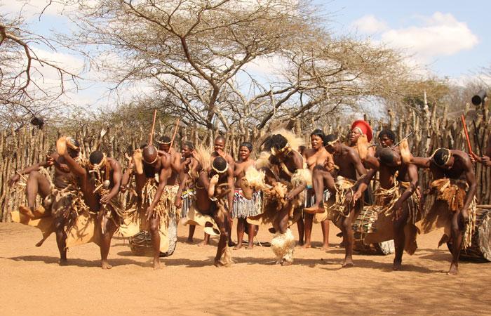 Cultura Zulu