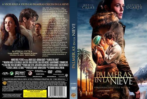 Palmeiras na Neve Torrent - BluRay Rip 720p e 1080p Dual Áudio 5.1 (2016)