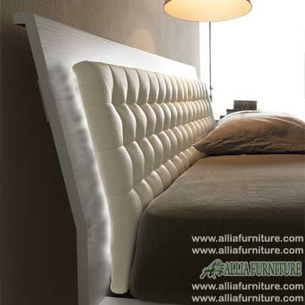 headboard tempat tidur minimalis modern jazz