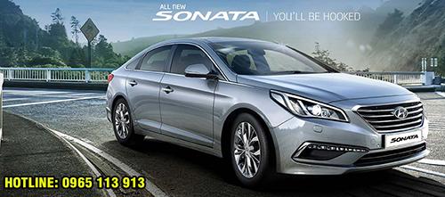 Hyundai Sonata Hải Phòng