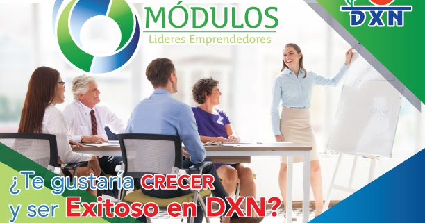Welcome To The Dxn Fans Blog 6 Basic Modules Training On