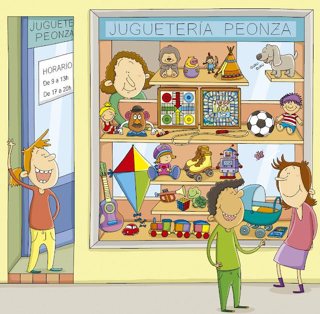 lengua 10, ana sáez del arco, illustration, ilustración